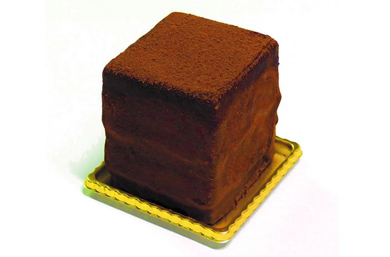 生チョコキューブ - 限定ケーキ
