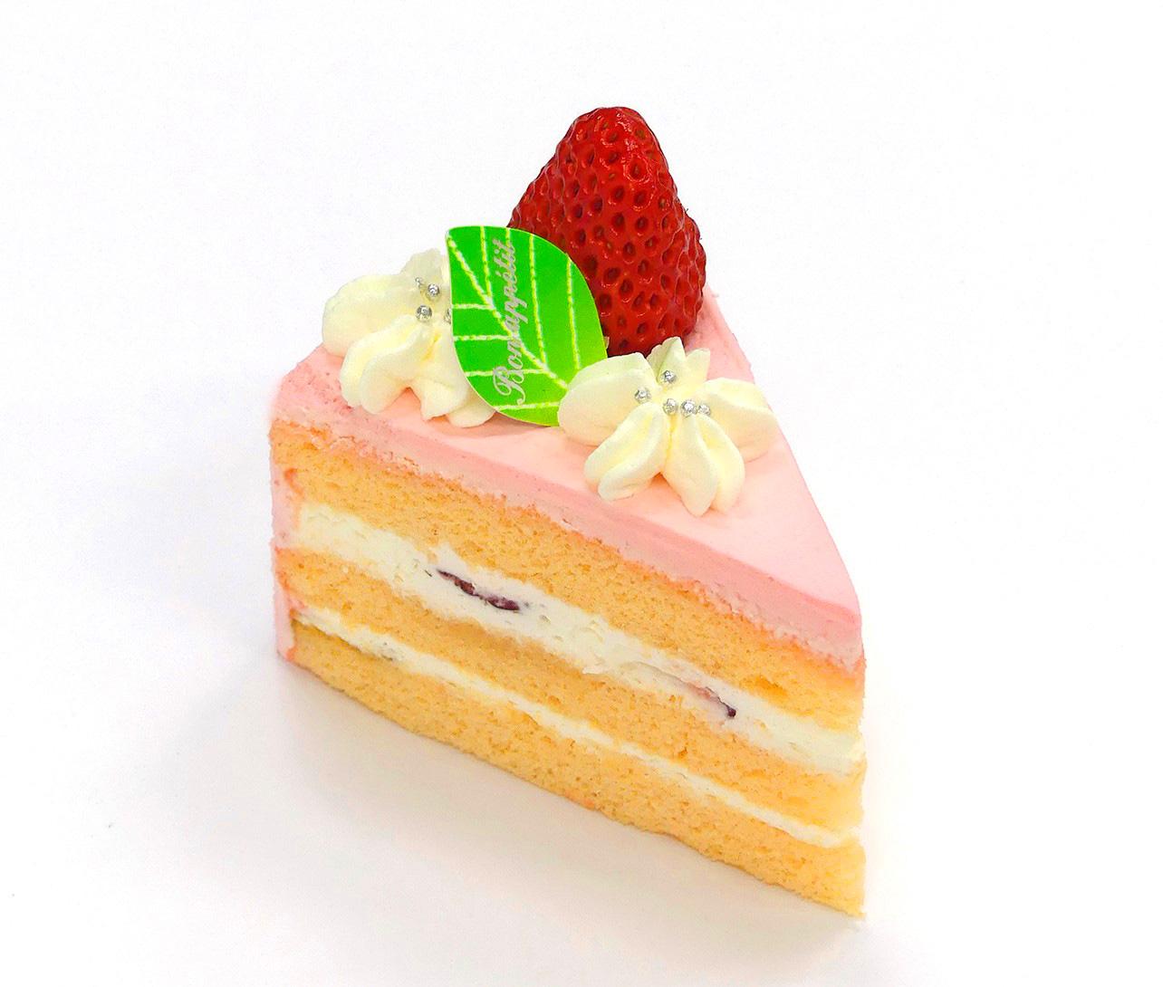 桜のショートケーキ(季節限定)