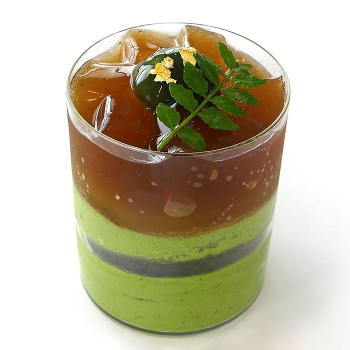 抹茶のティラミス(季節限定)