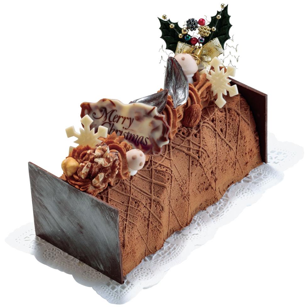 ブッシュ・ド・ノエル2020-クリスマスケーキ