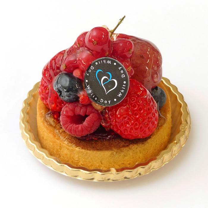 タルトフリュイルージュ - 限定ケーキ