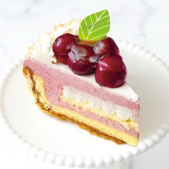 チェリーパイ  - 限定ケーキ
