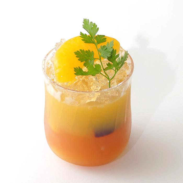 Wオレンジゼリー(季節限定)